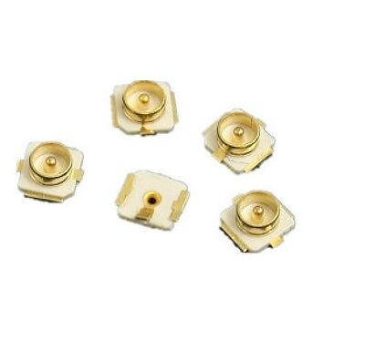 5 PCS IPX U.FL RF Coaxial Connector SMD SMT solder PCB Mount Socket Jack Female