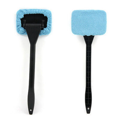 Microfiber Auto Window Cleaner Long Handle Car Wash Brush Dust