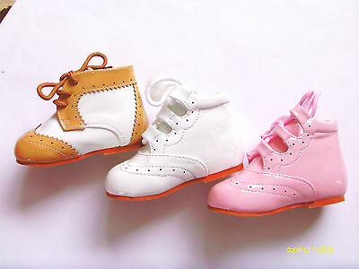 Baby Boy/girl Hard Soled Ankle Boots