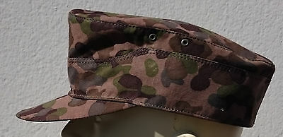 M41 Cap  Austria Army  PeaDot Camouflage      -  new  Made in Germany -