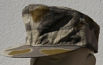 M41 Cap  Austria Army  Stone   Camouflage      -  Made in Germany -