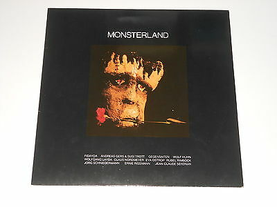 Turkey - Fidaya - on LP - Monsterland - 1987 - RARE PRIVATE ISSUE