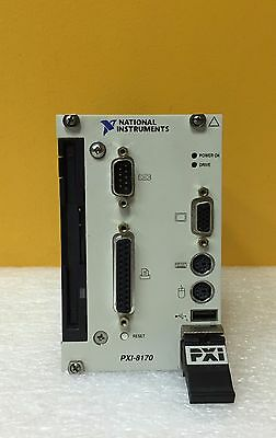 National Instruments PXI-8170, Embedded Computer / Controller, * No Hard Drive *