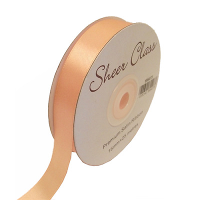 MOSS GREEN DOUBLE FACED SIDED SATIN RIBBON 3mm 10mm or 16mm Wide & 25m/ 50m Long