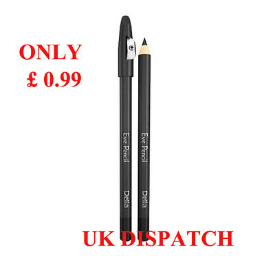 Ruby Rose Silk Kohl Eyeliner Pencil  Twist-Up Deep Black