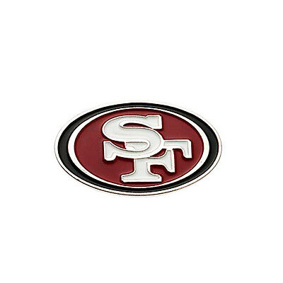 NFL San Francisco 49ERS Pin Badge