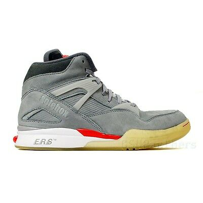 REEBOK PUMP OMNI Zone X Solebox V54096 (Grey black techy Red) Men s Shoes  Sz 7 -  53.99  7ded60a67