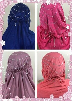 Eid special*beautiful hijab for little girl 2 to 6+