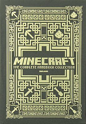 Minecraft: The Complete Handbook Collection: All Four Handbooks in One Box Set