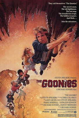"THE GOONIES Movie Poster [Licensed-NEW-USA] 27x40"" Theater Size Sean Astin"