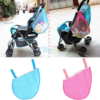 New Baby Stroller Pram Pushchair Side Bag Hanging Organizer Diaper Storage Pouch