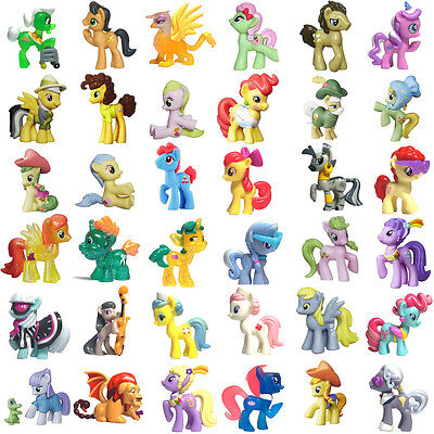 MLP My little pony 5cm figure toys ( choose your pony ) #1