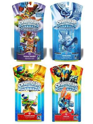 Skylanders Spyro's Adventure Giants SwapForce TrapTeam Superchargers imaginators