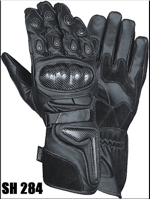 NEW  Summer Premium Leather  Motorbike Motorcycle Gloves CowHide Leather