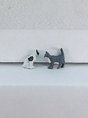Arttista Two (2) Cats #1130 - O Scale On30 On3 Figures People - Artista - New