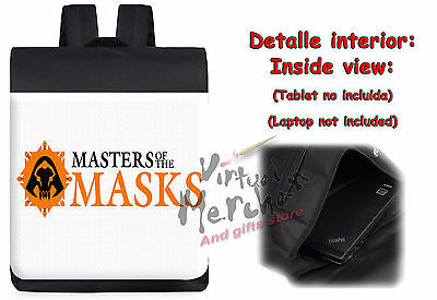 MOCHILA MASTERS OF THE MASKS backpack rucksack ES