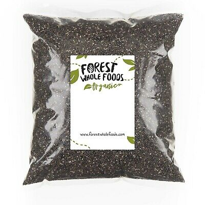 Forest Whole Foods - Organic Chia Seeds 1kg