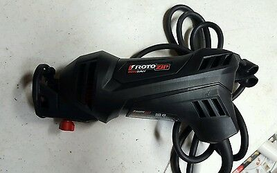 RotoZip SS355-10 RotoSaw 120V 5.5 Amp High Speed Spiral Saw System