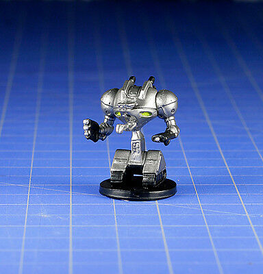 Star Wars miniatures minis Bounty Hunters E522 Assassin Droid #31 & Card WOTC