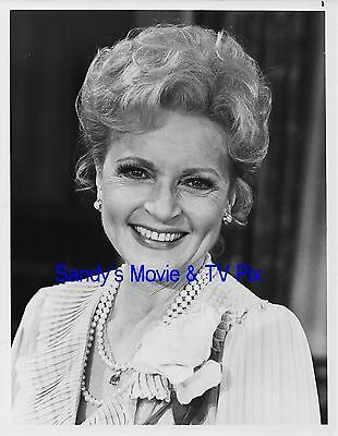 BETTY WHITE Terrific ORIGINAL TV Photo MAMA'S FAMILY