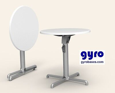 Cafe table tops - 60cm round