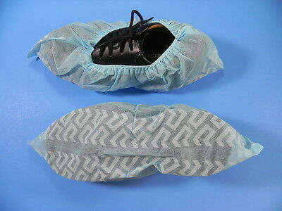 Shoe Cover - Non Skid 100 pcs (50 pair)  Clean Room/ Hospital/ Universal Size