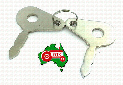 Tractor Massey Ferguson Ignition Keys 35 35X FE35 65 765 135 148 165 168 175 178