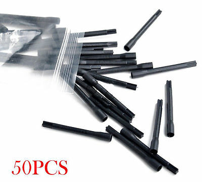 50pcs Mixing Sticks New Plastic Mixer Body Art Fashion For Tattoo Ink Pigment r