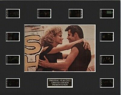 Grease 35mm Film Cell Display