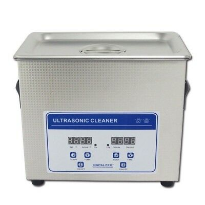 2.0L Professional Digital Ultrasonic Cleaner Machine with Timer Heated Cleaning