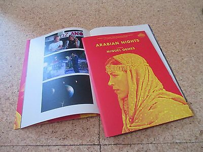 Miguel Gomes ARABIAN NIGHTS Pressbook CANNES 2015