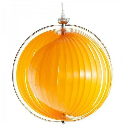 Paris Prix - Lampe Suspension Psycho Orange