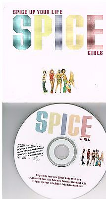 Spice Girls – Spice Up Your Life  CD Single 1997 Digipack