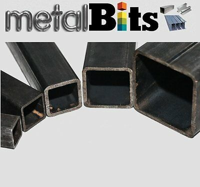 Box Section Steel Square ERW (Various Sizes 1000mm - 3000mm available )