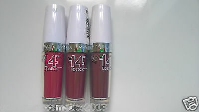 Maybelline New York Super Stay 14hr Lipstick   PERSISTANTLY PINK