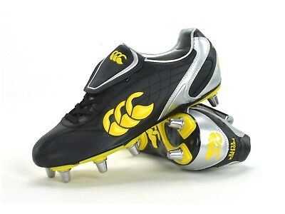 Canterbury Phoenix Elite 8-Stud - Mens Rugby Boots - E22197 989 - Brand New