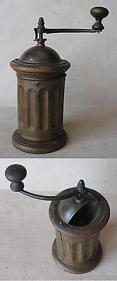 Antique Coffee Grinder Mill / 130 Years Old / Rarity