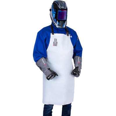 Chrome leather Welding/timber/steel work-Apron  Bib style  (A2)