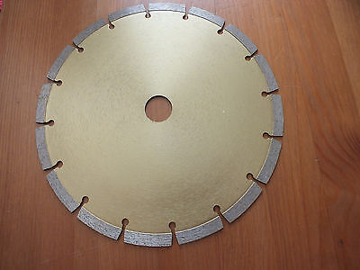 DIAMOND SAW BLADE 9 inch