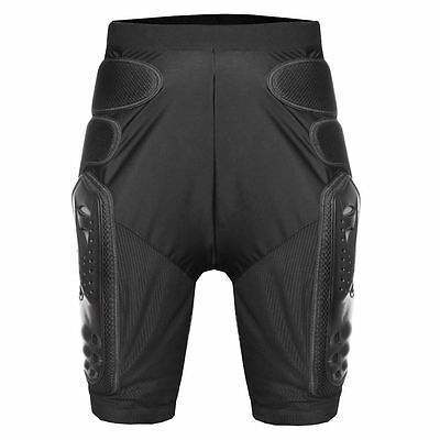 Motorcycle Bike Padded Hip Protector Body Shorts Protection Armor Size X-Large
