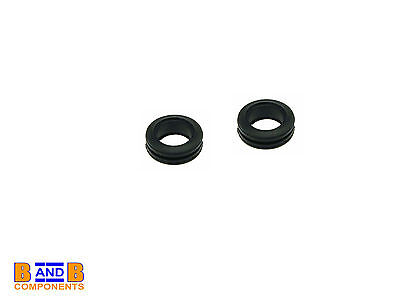 VW GOLF MK1 T25 TRANSPORTER SCIROCCO WIPER SPINDLE GROMMETS 133955261 x 2 A486