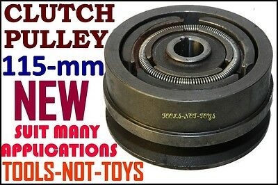 CLUTCH to suit engines, 115mm-20mm bore OR 19mm if required = CHANGE ORDER!!!!!!