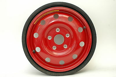 Compact Space Saver Spare with Tire for 13-17 Hyundai Accent