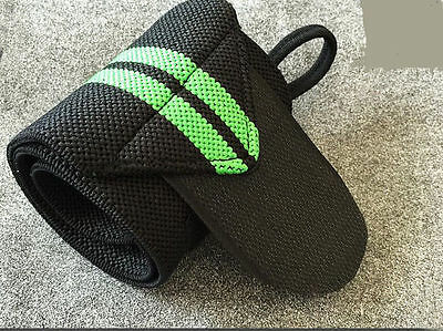 Fitness Wraps  MEN  Exercise  Bandage Wrist Sports Weight Lifting Support Straps