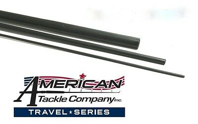 American Tackle Mag Bass Travel Rod Blank (At844-3)