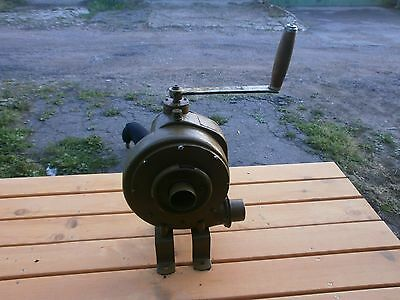 Handle forge blower army USSR new old stock