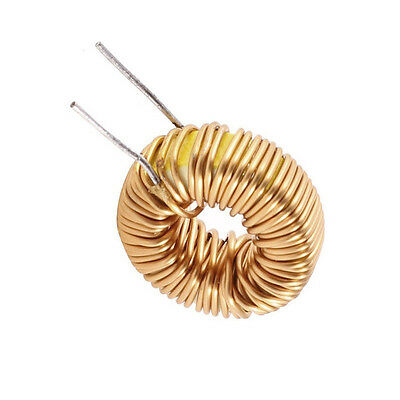 10 Pcs Toroid Core Inductor Wire Wind Wound for DIY--220uH 3A mah NEW