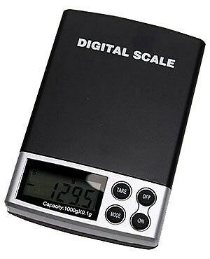Deadeye Pocket Gram Scales - 37-1800