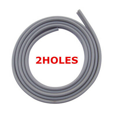 Dental Equipment Tool Tube Hose Cable for 2 Hole Standard Foot Control Pedal