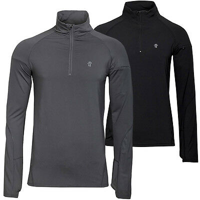 Mens New Base Layer Long Sleeve Running Sports Top Gym T Shirt Size S M L XL